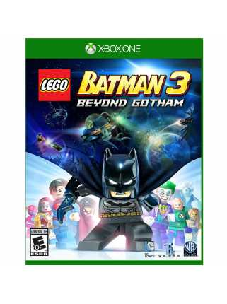 LEGO Batman 3: Beyond Gotham [Xbox One]