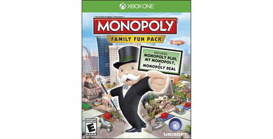Monopoly: Family Fun Pack