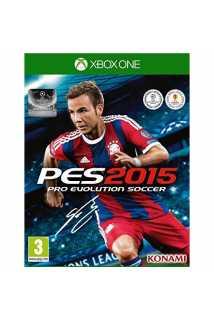 PES 2015 [Xbox One, русская версия]