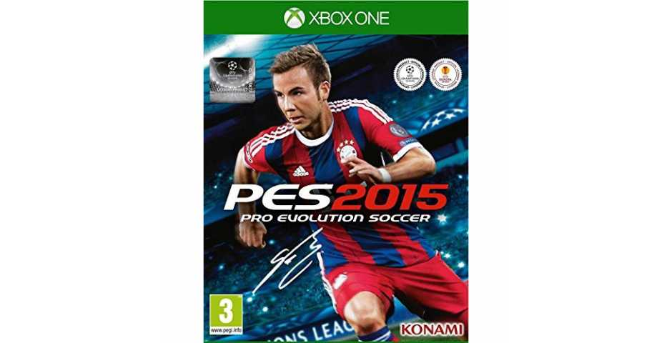 PES 2015 ( Pro Evolution Soccer 2015 ) [XBOX ONE]