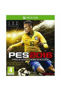 Pro Evolution Soccer 2016 [Xbox One]