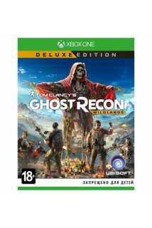 Tom Clancy's Ghost Recon: Wildlands. Gold Edition [Xbox One]