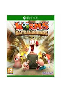 Worms Battlegrounds [Xbox One]