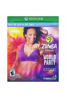 Zumba Fitness: World Party [Xbox One]