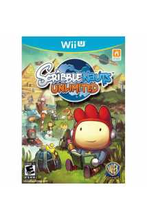 Scribblenauts Unlimited [WiiU]