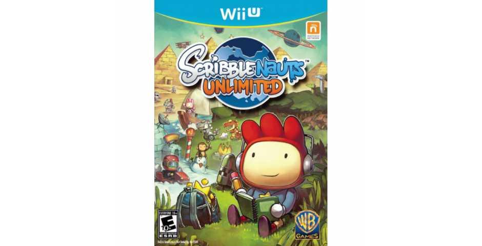 Scribblenauts Unlimited [WiiU]