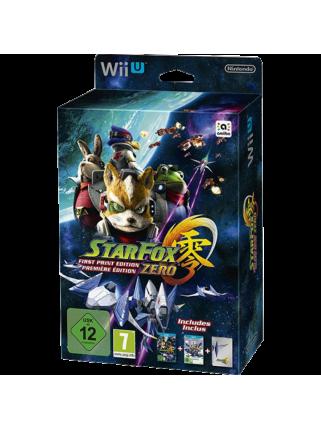 Star Fox Zero First Print Edition [WiiU]