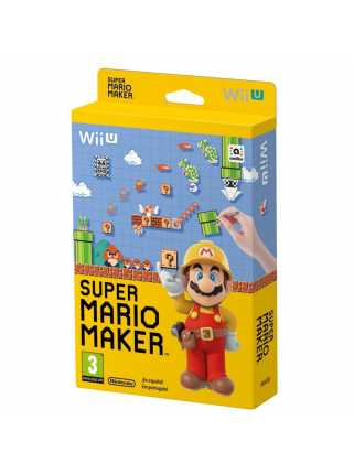 Super Mario Maker Standard Edition Pack [WiiU]