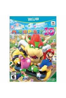 Mario Party 10 (Русская версия) [WiiU]