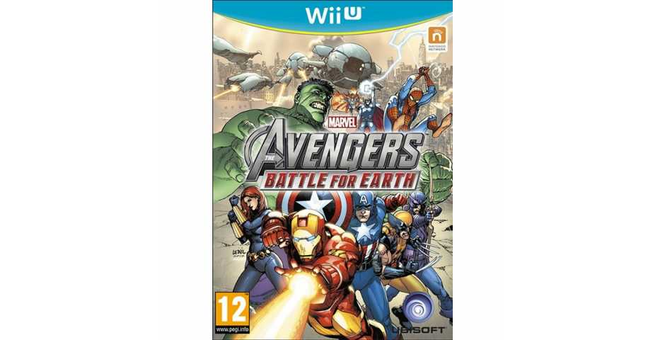The Avengers: Battle for Earth [WiiU]