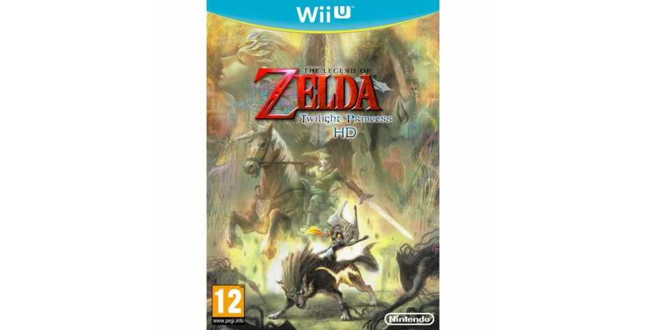 The Legend of Zelda: Twilight Princess HD [WiiU]
