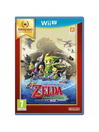 The Legend of Zelda: The Wind Waker HD (Nintendo Selects)  [WiiU]