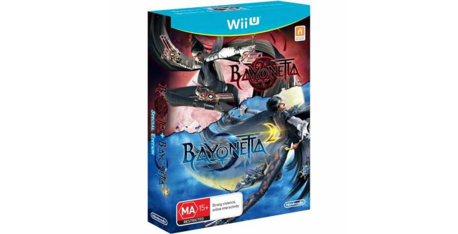 Bayonetta 2 Special Edition [WiiU]