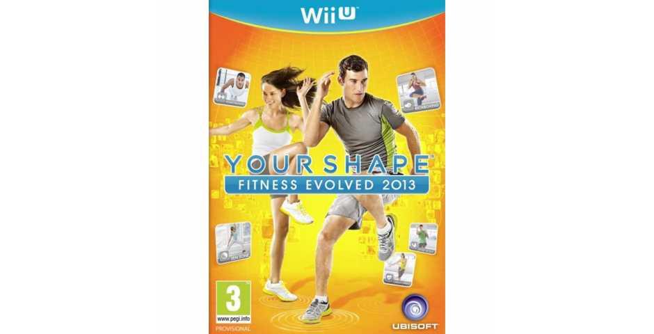 Your Shape: Fitness Evolved 2013 [WiiU]