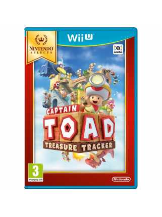 Captain Toad: Treasure Tracker (Nintendo Selects) [WiiU]