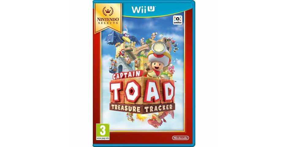 Captain Toad: Treasure Tracker (Nintendo Selects) [Wii U]