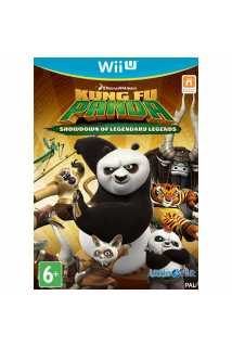 Kung Fu Panda: Showdown of Legendary Legends [WiiU]