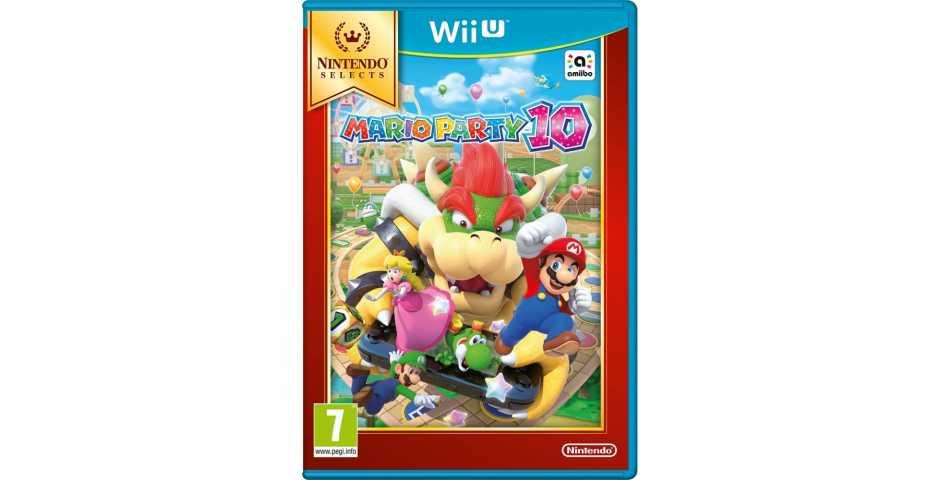 Mario Party 10 (Nintendo Selects) [Wii U]