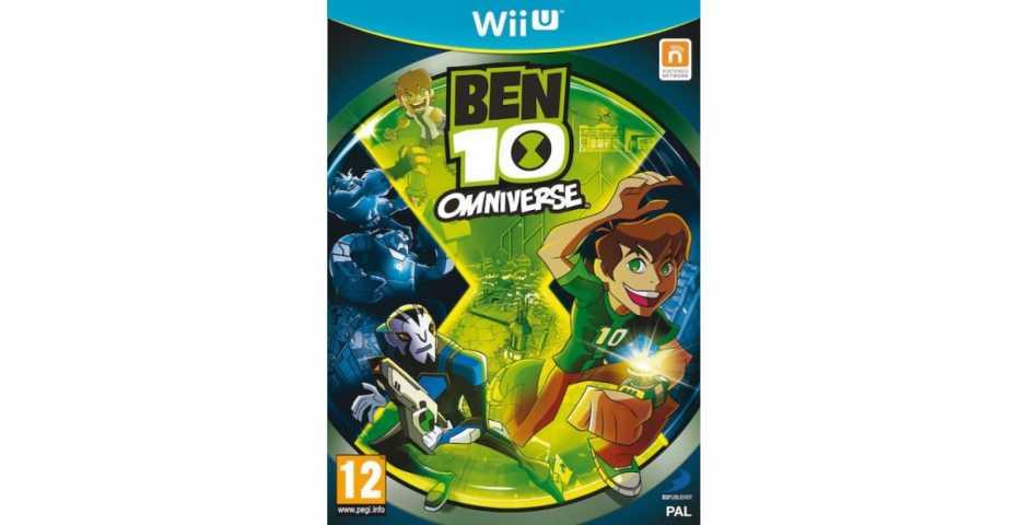 Ben 10: Omniverse [WiiU]