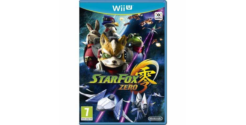 Star Fox Zero [WiiU]