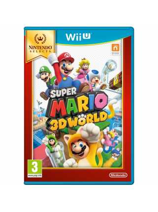 Super Mario 3D World (Nintendo Selects) [WiiU]