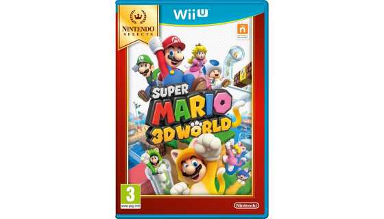 Super Mario 3D World (Nintendo Selects) [Wii U]