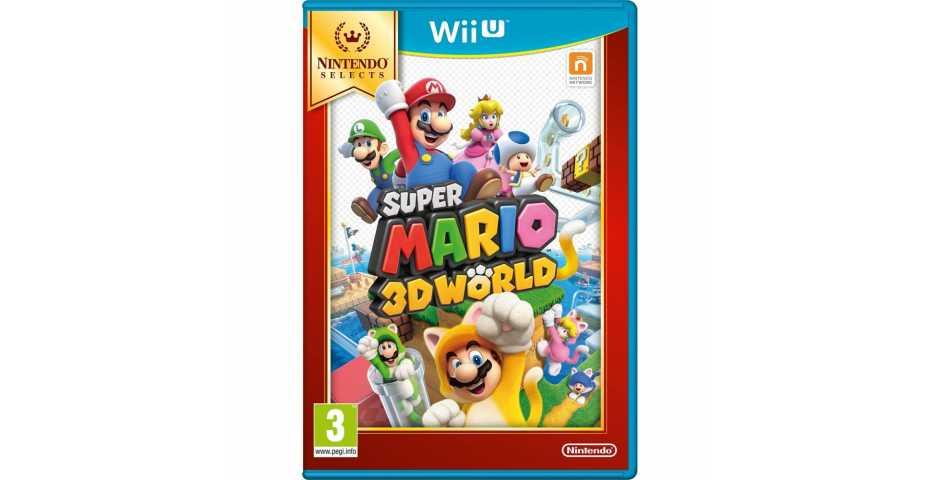 Super Mario 3D World (Nintendo Selects) [Wii U]