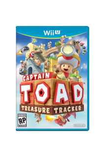 Captain Toad: Treasure Tracker [WiiU]