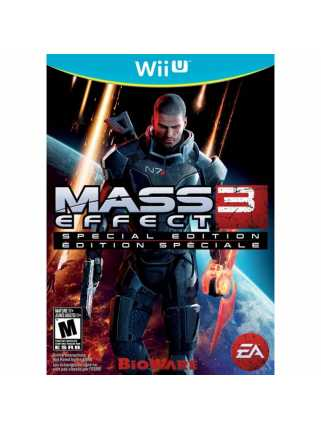 Mass Effect 3 Wii U [WiiU]