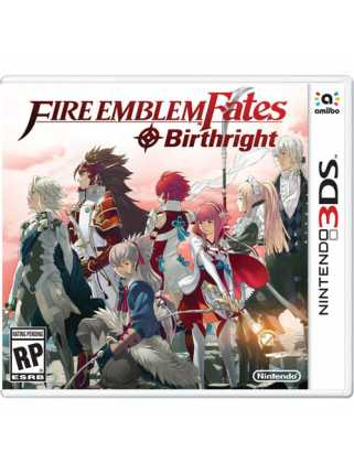 Fire Emblem Fates: Birthright [3DS]
