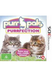 Purr Pals: Purrfection [3DS]