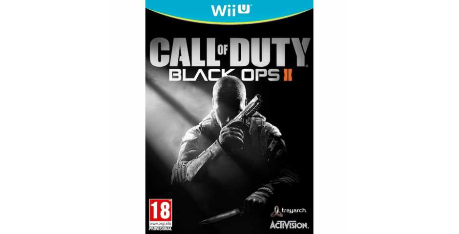 Call Of Duty: Black Ops 2 [WiiU]