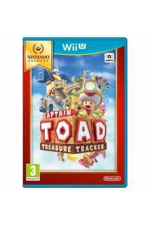 Captain Toad: Treasure Tracker (Nintendo Selects) [WiiU]