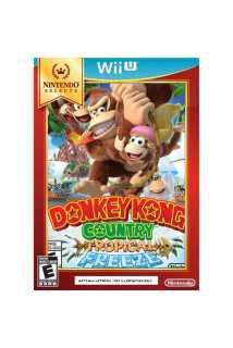 Donkey Kong Country: Tropical Freeze (Nintendo Selects)  [WiiU]
