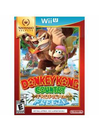 Donkey Kong Country: Tropical Freeze (Nintendo Selects)  [WiiU]