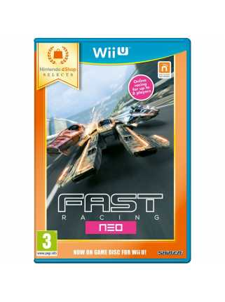 Fast Racing NEO (eShop Selects) [WiiU]