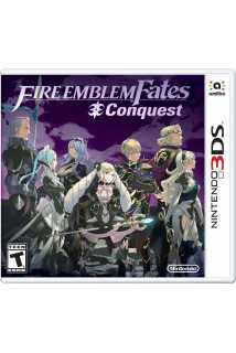 Fire Emblem Fates: Conquest [3DS]