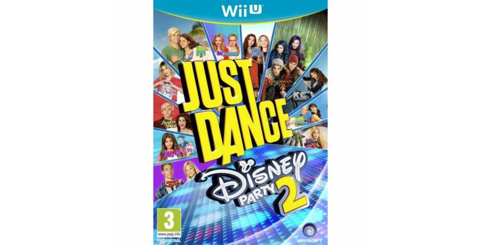 Just Dance. Disney Party 2 [WiiU]