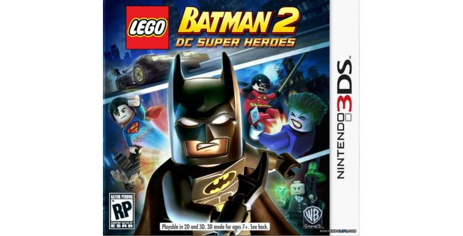 LEGO Batman 2 DC Super Heroes [3DS]