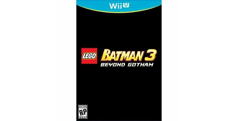 LEGO Batman 3: Beyond Gotham [WiiU]