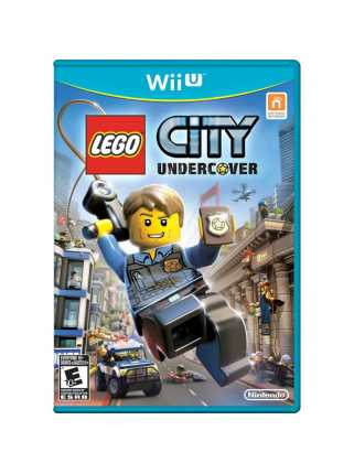 Lego City Undercover (USED) [WiiU]