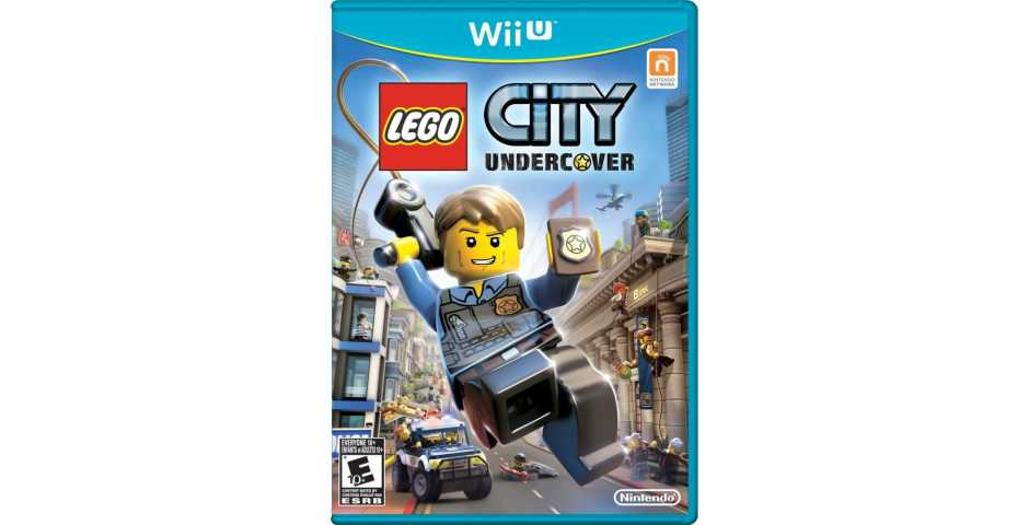 Lego City Undercover (USED)