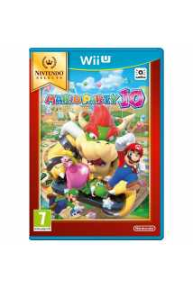Mario Party 10 (Nintendo Selects) [WiiU]