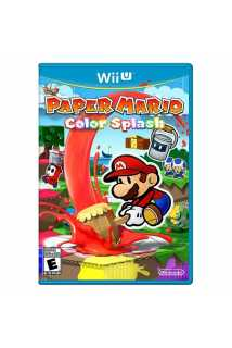 Paper Mario: Color Splash [WiiU]