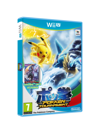 Pokken Tournament [WiiU]