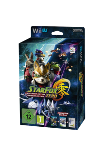 Star Fox Zero First Print Edition [WiiU]