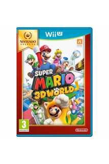 Super Mario 3D World (Nintendo Selects) [WiiU]