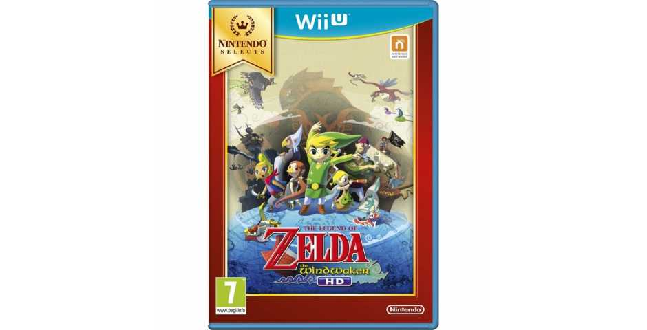 The Legend of Zelda: The Wind Waker HD (Nintendo Selects)  [Wii U]