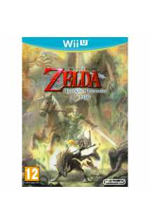 The Legend of Zelda: Twilight Princess HD [WiiU]