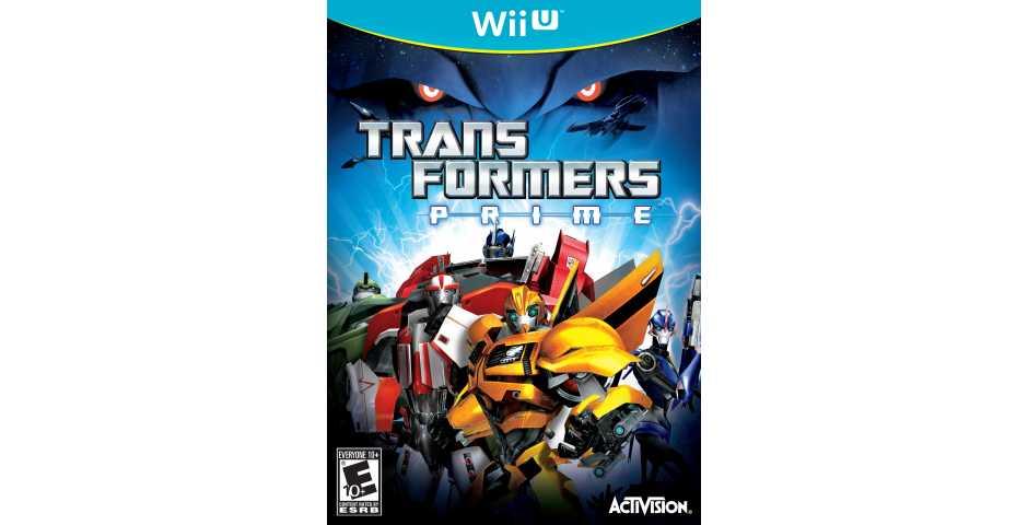Transformers Prime [WiiU]